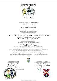 University Graduation Certificate Template Blank High School Diploma