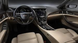 2019 cadillac cts very light cashmere leather interior with jet black h5o