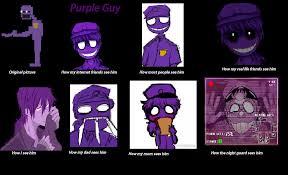 DeviantArt: More Like Purple Guy Meme by Psych0ticFox via Relatably.com