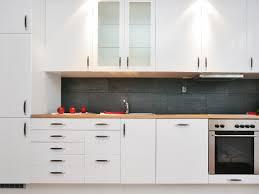 Plain White Kitchen Cabinets Plain Kitchen Cabinets Monsterlune