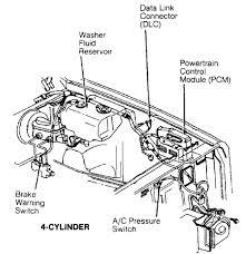 A c pressure switch