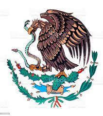 Mexico Flag Symbols Stock Photo - Download Image Now - iStock