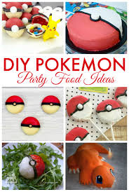 Diy Party Printables Diy Pokemon Party Ideas Mum In The Madhouse