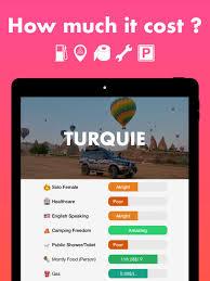 Vanlife Go Road Trip Planner App Price Drops