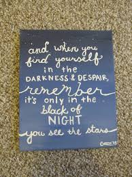 Quote Paintings One Tree Hill Quote Painting by PeopleAreCrazy on Etsy one tree 62