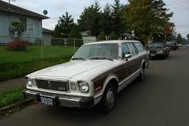 OLD PARKED CARS.: 1980 Toyota Cressida Wagon.