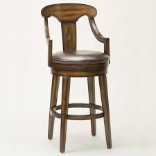 traditional wood swivel bar stools black with back contemporary wooden stool plans seat round furniture arms