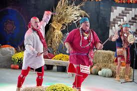 cherokee indian fair parade