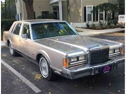 Classic Lincoln For Sale On Classiccars Com Available
