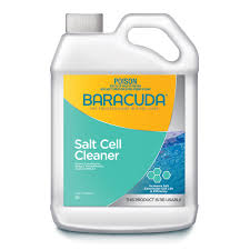 cleaning salt cell.  Cleaning Baracuda_Salt Cell Cleaner_5L Throughout Cleaning Salt
