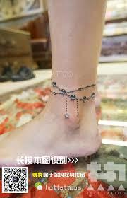 Anklets Tattoo Tetování Návrhy Tetování Tetování Kočky A