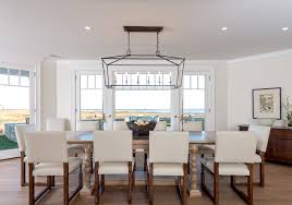 beach house chandeliers dining room with accent chairs for intended plan 1