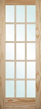 interior glass panel door.  Panel 6u00278 Inside Interior Glass Panel Door I