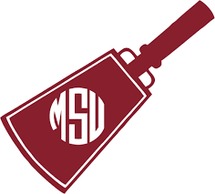 """Mississippi State University Libraries on Twitter: """"Happening TODAY!  Customize My Cowbell FREE come-and-go workshop from 2-4:15pm in the  Makerspace. No Bulldog fan is complete without a cowbell. Make yours  special. We'll provide"""