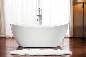 neptune florence 60 acrylic freestanding bathtub