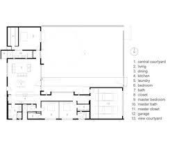 modern architecture floor plans. Plain Plans Courtyardhouseplanssix On Modern Architecture Floor Plans