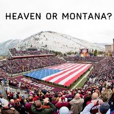 Grizzly Stadium Missoula Mt University Of Montana Montana