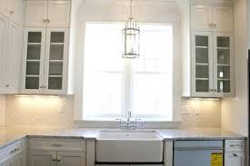 above kitchen sink lights rustic island lighting over table pendant hangi