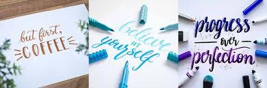 Mega Liste 99 Handlettering Sprüche Mit Inspirativen Beispiel Fotos