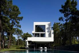 architectural house. Architectural House L