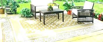 deck rugs pool outdoor or patio decor ideas for round inside outside area rug