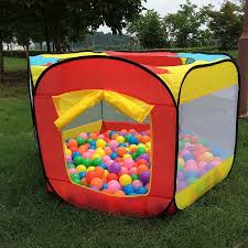 ball pit for babies. children kids ball pit pool game indoor outdoor folding portable play tent playpen baby for babies n