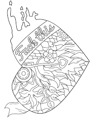 swear word coloring pages.  Word Swear Word Coloring Page Swearstressawaycom In Swear Word Coloring Pages U