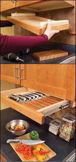 Kitchen Cabinet Storage 25 Best Small Kitchen Organization Ideas On Pinterest Small