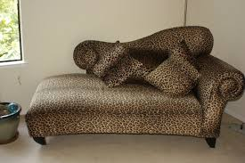 of Leopard Chaise Lounge Leopard Chaise Lounge Chair Animal
