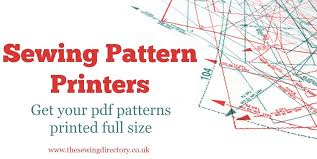 Downloadable Sewing Patterns Unique Sewing Pattern Printers