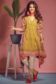 Pakistani Silk Kurtis Designs Latest Summer Kurti Designs 2019 Collection For Women In