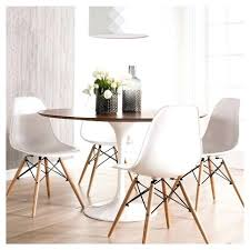 mid century modern round dining table for 6 on a dime target picks your place that
