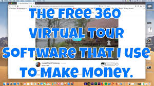 the free 360 virtual tour software that i use to make virtualtour the 360 munity 8