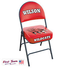 customized folding chairs. Superstar Impression™ Custom Printed Folding Chairs Customized L