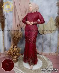 Lihat ide lainnya tentang gaun kebaya modern, gaun, model pakaian. Termurah Gamis Duyung Gamis Dan Kebaya Modern Kekinian Wisuda Lazada Indonesia