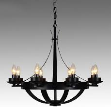post modern iron 8 lights chandelier farmhouse chandeliers new orleans by phx lighting