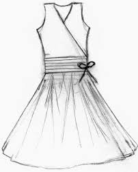Easy Fashion Sketches At Paintingvalley Com Explore Collection Of
