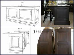 Kitchen Island End Panels Image Furniture Inspiration Interior