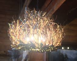 branch chandelier lighting. the lady honeysuckle vine light rustic chandelier 7 with down branch lighting i