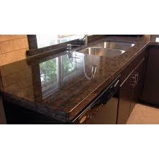 dark brown granite countertops slab