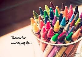 Small Picture Thank You for coloring my life Thank You Pinterest True