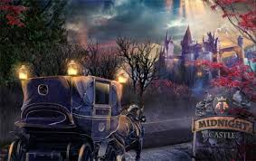 A hidden object game (sometimes called hidden picture) is a game in which the player must find items from a list. Midnight Castle Hidden Object Games