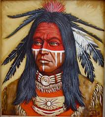 Face War Paint Designs Traditional Cherokee Face Paint Google Search Native