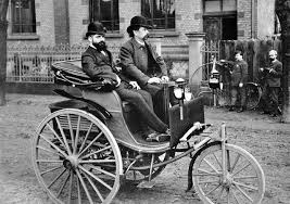 Who Made The First Car First Car In 1806 Swiss Inventor Francois Isaac De Rivaz
