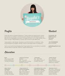 Interesting Cool Resumes 80 On Resume For Customer Service with Cool Resumes