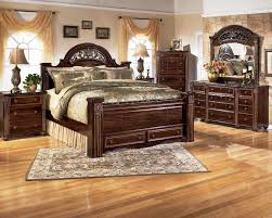 traditional bedroom furniture. Perfect Master Bedroom Furniture Wigandia Collection Traditional