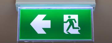 emergency exit lighting installers in dorset