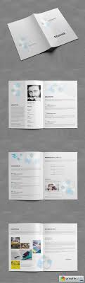 resume booklet resume and cv free download vector stock image photoshop icon