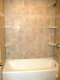 bathtub best adhesive for tub surround easy up wall update a using glue on installation covering set all the joints with caulk