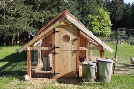Stylish Chicken Coop Designs Making A Chicken Coop Homesfeed